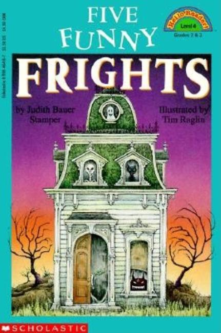 Five Funny Frights