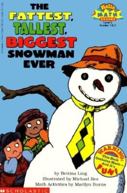 The Fattest, Tallest, Biggest Snowman Ever