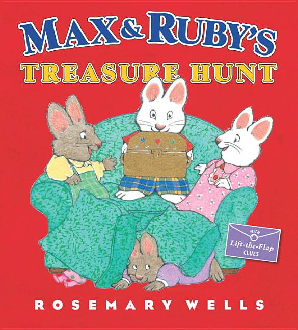 Max and Ruby's Treasure Hunt
