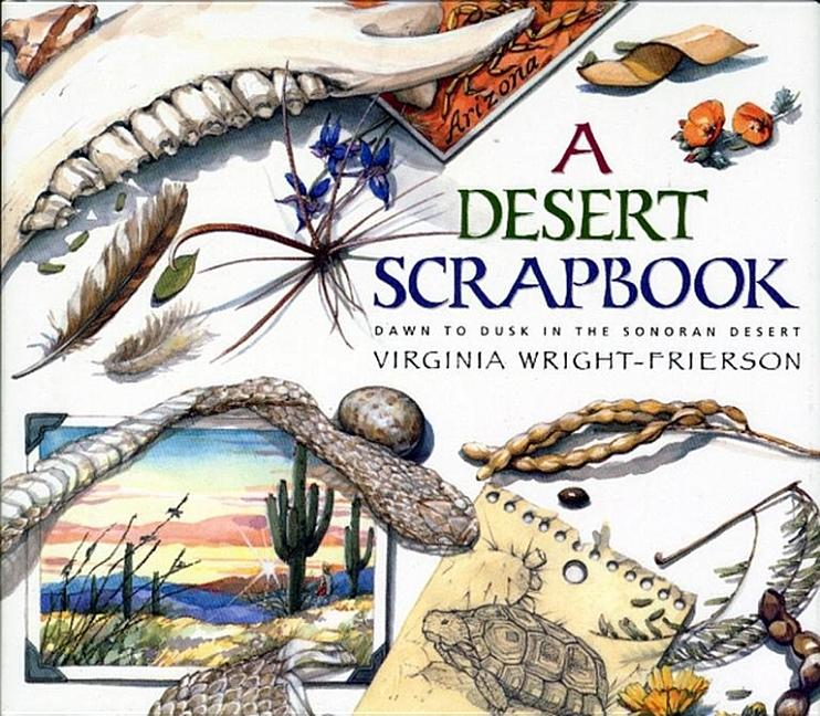 Desert Scrapbook: Dawn to Dusk in the Sonoran Desert