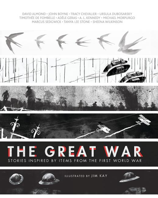 Great War, The: Stories Inspired by Items from the First World War