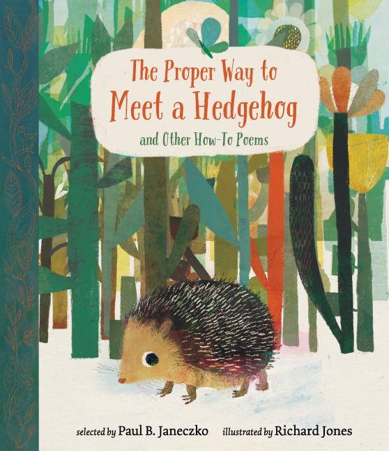 The Proper Way to Meet a Hedgehog: And Other How-To Poems