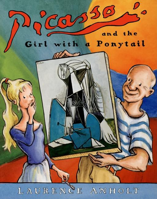 Picasso and the Girl with a Ponytail