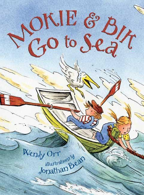 Mokie & Bik Go to Sea