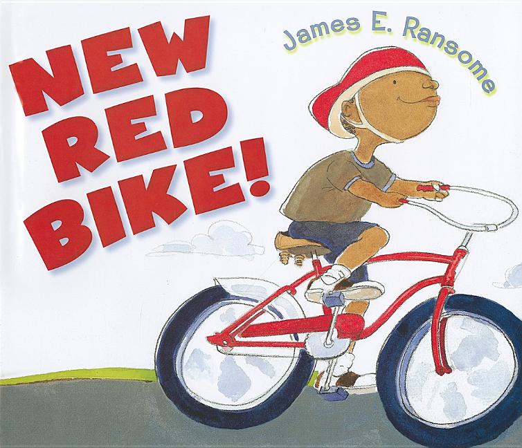 New Red Bike!
