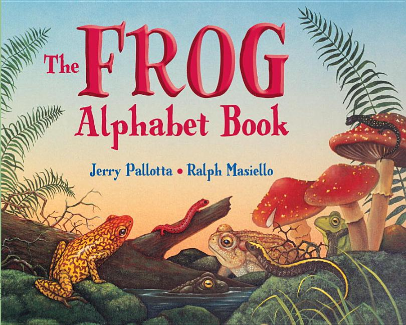 The Frog Alphabet Book
