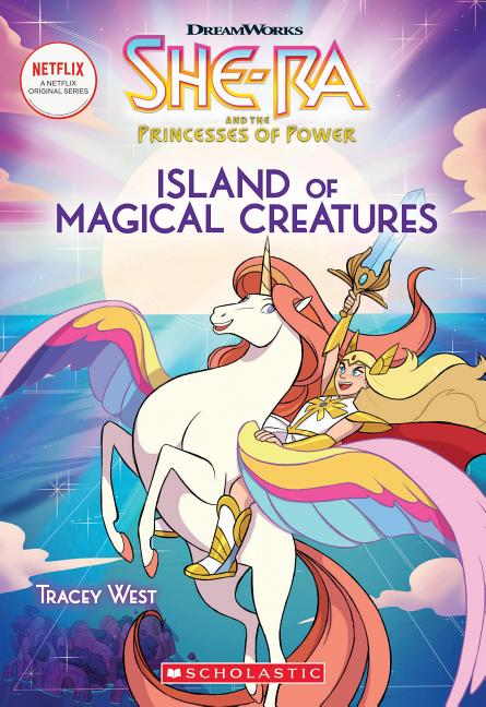 Island of Magical Creature