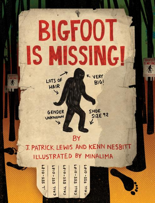 Bigfoot Is Missing!