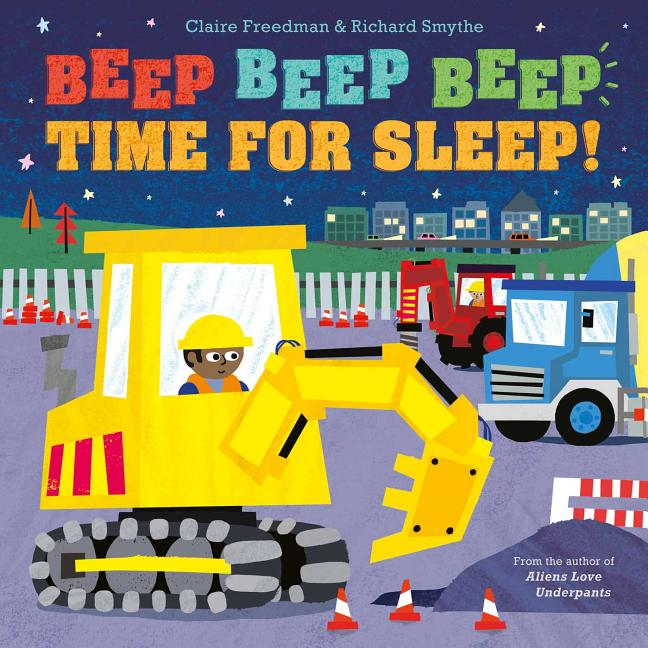 Beep Beep Beep Time for Sleep!
