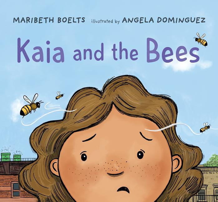 Book Cover for Kaia and the Bees