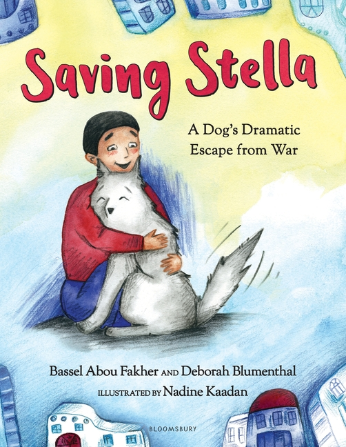Saving Stella: A Dog's Dramatic Escape from War