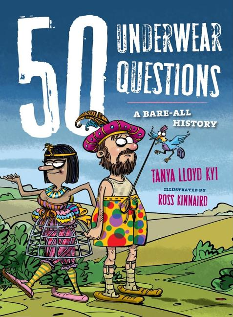 50 Underwear Questions: A Bare-All History