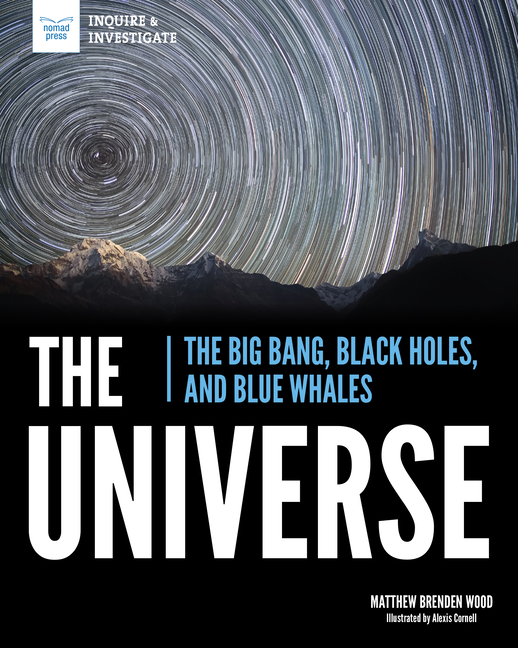 The Universe: The Big Bang, Black Holes, and Blue Whales