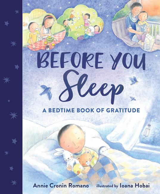 Before You Sleep: A Bedtime Book of Gratitude