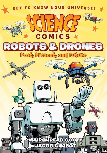 Robots and Drones: Past, Present, and Future