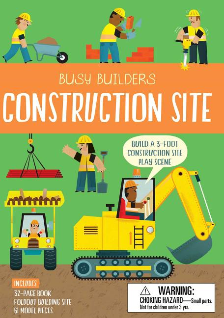 Busy Builders: Construction Site