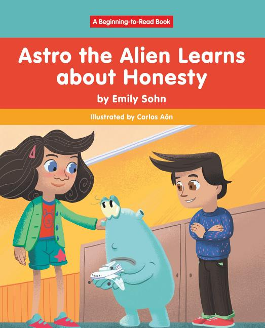 Astro the Alien Learns about Honesty