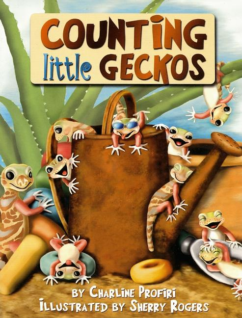 Counting Little Geckos