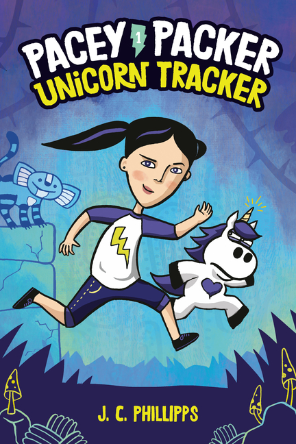 Pacey Packer: Unicorn Tracker