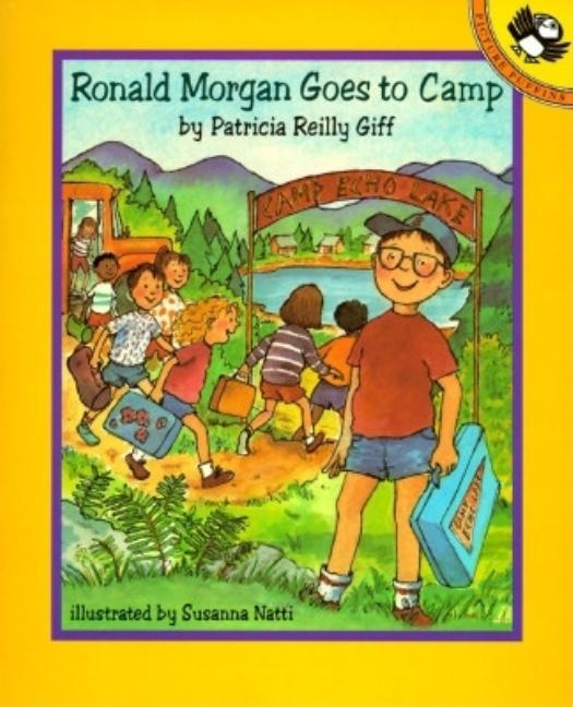 Ronald Morgan Goes to Camp