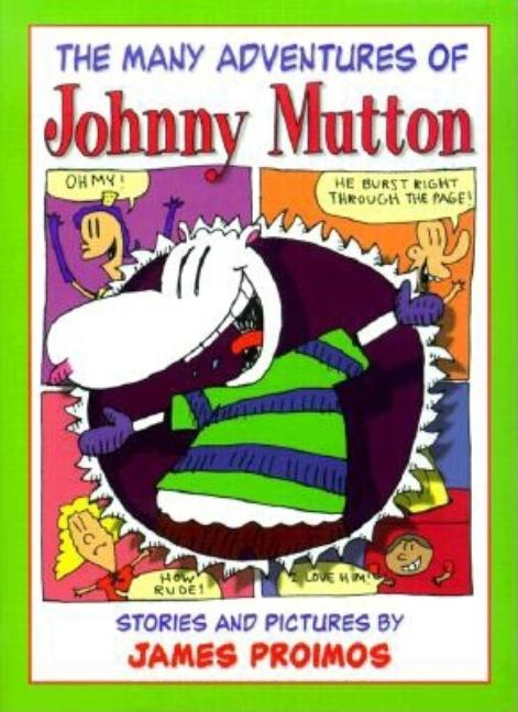 The Many Adventures of Johnny Mutton