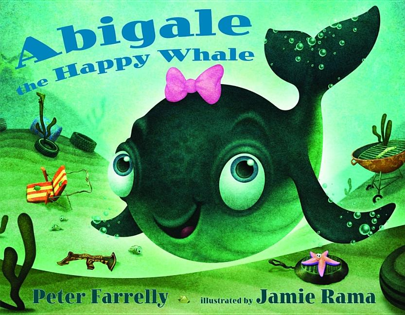 Abigale the Happy Whale