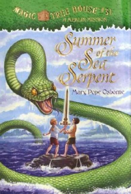 Summer of the Sea Serpent: Merlin Mission