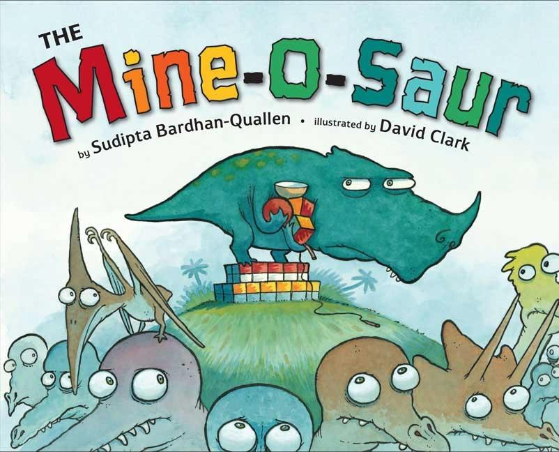 The Mine-O-Saur
