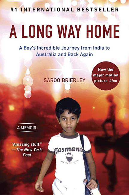 A Long Way Home: A Memoir