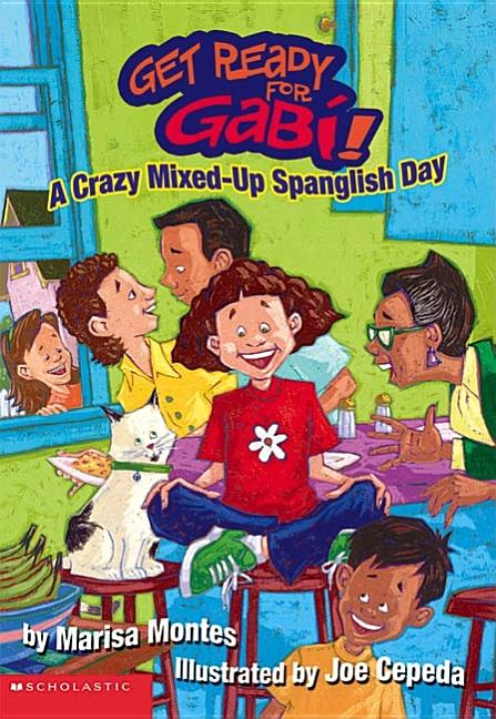 A Crazy Mixed-Up Spanglish Day