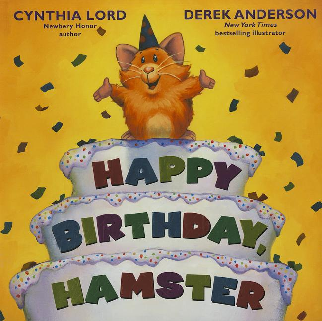 Happy Birthday, Hamster