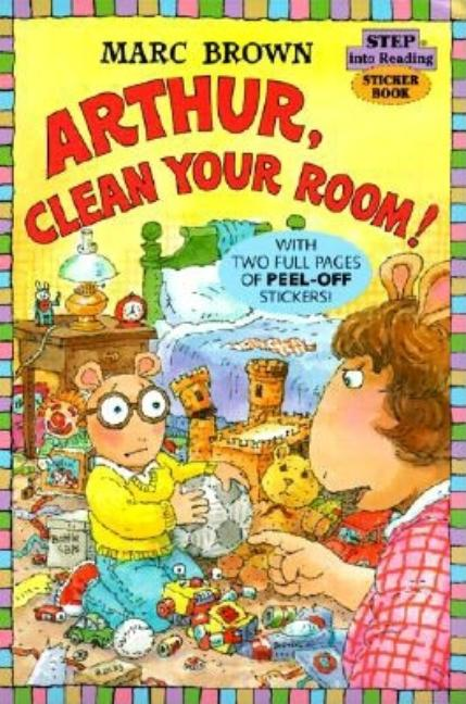 Arthur, Clean Your Room!