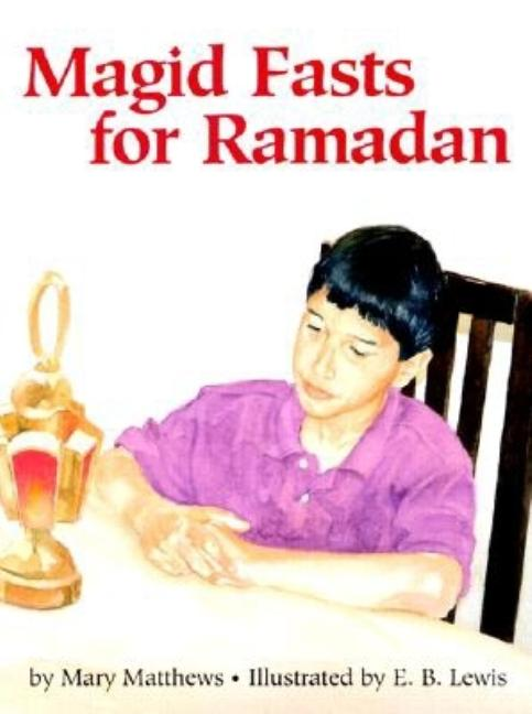 Magid Fasts for Ramadan