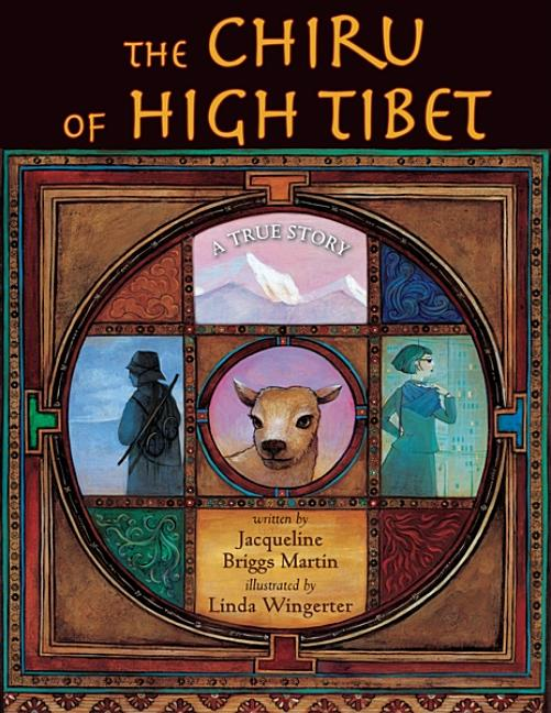 The Chiru of High Tibet: A True Story