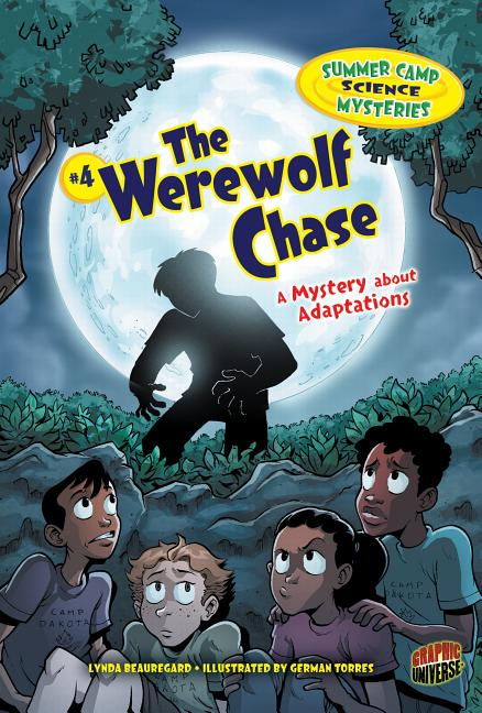 The Werewolf Chase: A Mystery about Adaptations