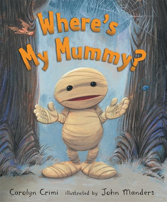 Where's My Mummy?