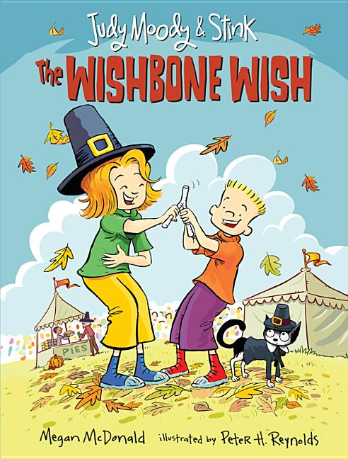 The Wishbone Wish: Judy Moody and Stink