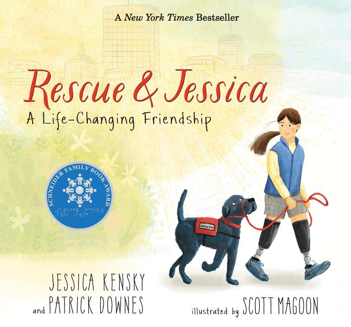 Rescue & Jessica: A Life-Changing Friendship book cover