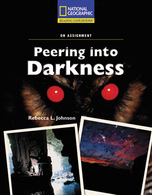 Peering Into Darkness
