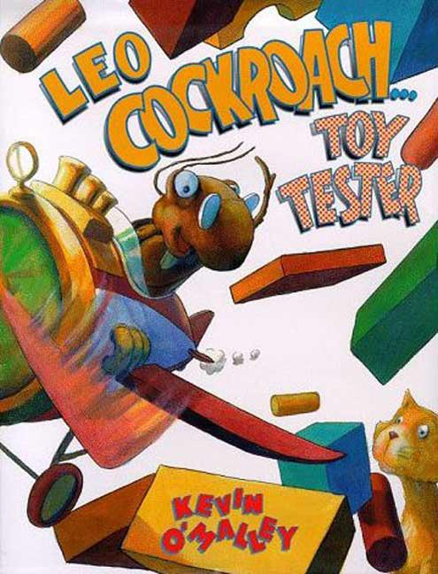 Leo Cockroach: Toy Tester