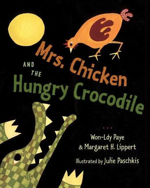 Mrs. Chicken and the Hungry Crocodile