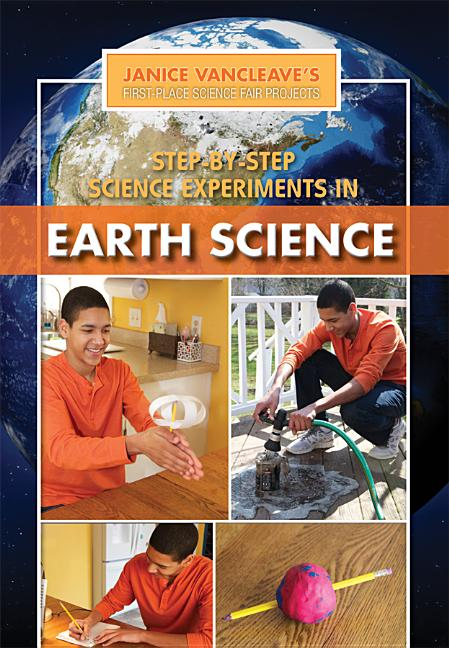 Step-By-Step Science Experiments in Earth Science