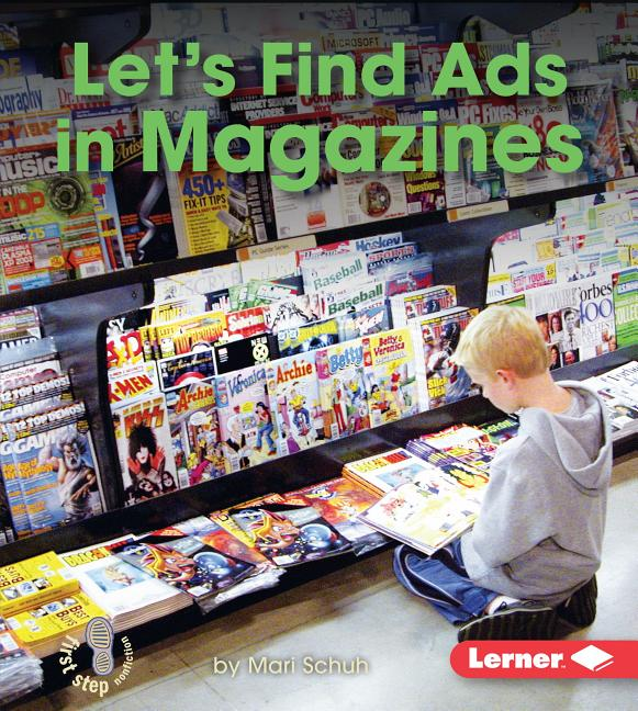 Let's Find Ads in Magazines