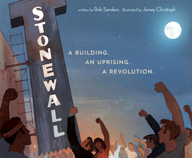 Stonewall: A Building. an Uprising. a Revolution.