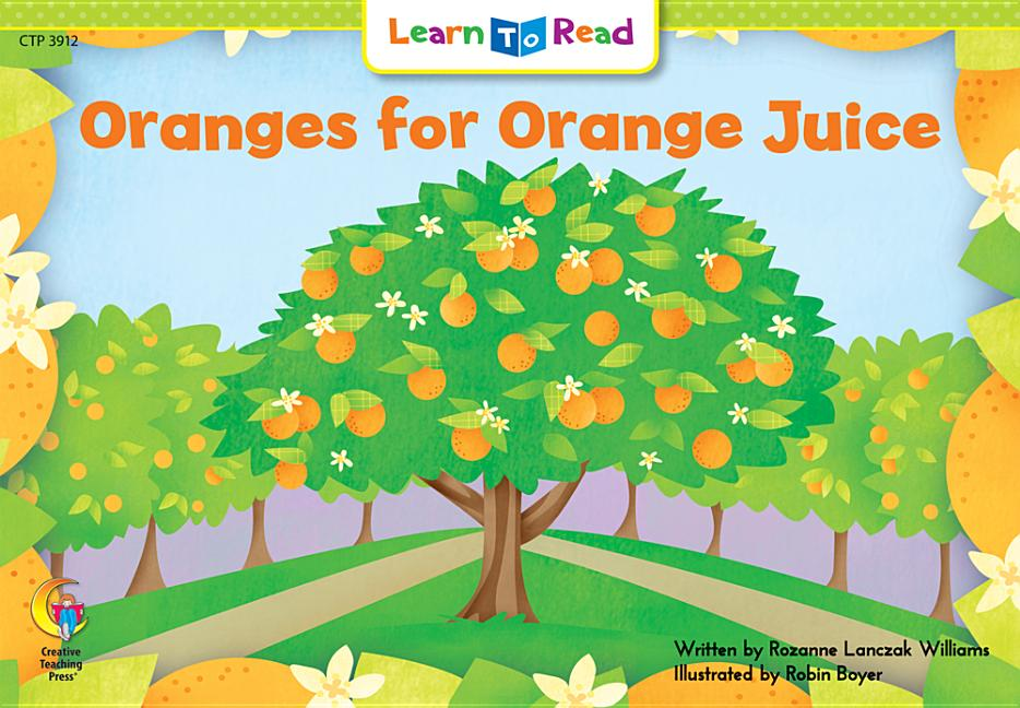 Oranges for Orange Juice