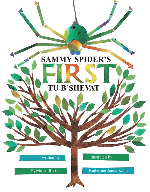 Sammy Spider's First Tu B'Shevat