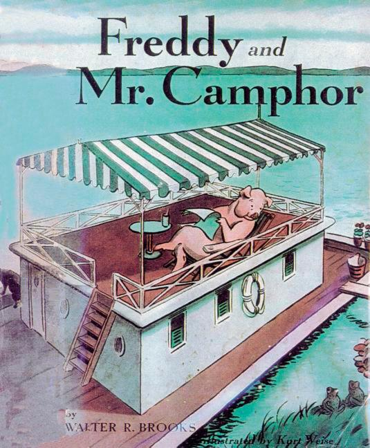 Freddy and Mr. Camphor
