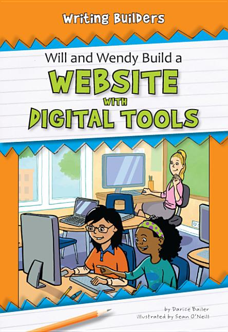 Will and Wendy Build a Website with Digital Tools