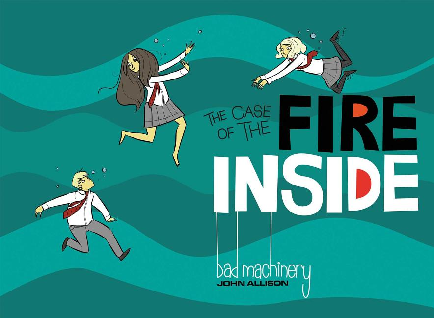The Case of the Fire Inside