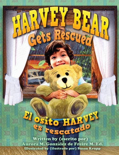 Harvey Bear Gets Rescued